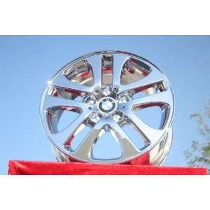 BMW 3 seriesStyle 79 Set of 4 genuine factory 17inch chrome wheels