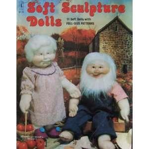 Soft Sculpture Dolls Craft Course Pub. Books