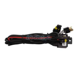Car Xenon Batter Relay Harness For Motorcycle HID H4 HL