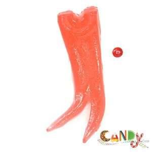 Worlds Largest Gummy Vipers Tongue   Bubblegum 1 Count