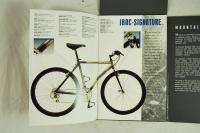 Vintage Mongoose 1990 Bicycle Catalog NEW Old Stock Bike Supergoose