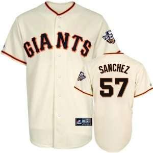 Jonathan Sanchez Youth Jersey San Francisco Giants #57