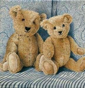 Springbok BEARY BEST FRIENDS Teddy Bears Mini Puzzle PZL7314 *NEW