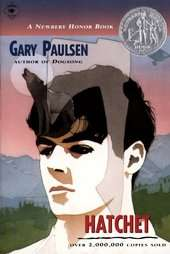 Hatchet by Gary Paulsen 1996, Paperback, Reprint 9780689808821