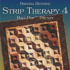 Brenda Henning Bali Pop Quilts NEW BOOK Jelly Roll 6 Projects