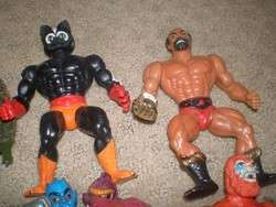 Original He Man Action Figures Masters of the Universe 1980s