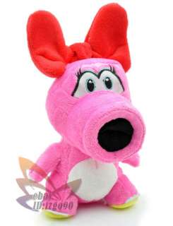 Super Mario Bros Very Cute Birdo Plush Doll Toy MX1437
