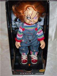 Bride Of CHUCKY Animated Doll Good Guy New Talks 13