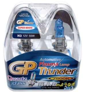 GP Thunder 7500K 880 Xenon/Plasma Head/Fog Light Bulbs
