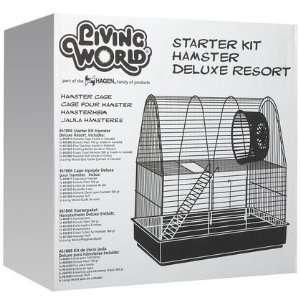 Deluxe Hamster Starter Kit (Quantity of 1) Health