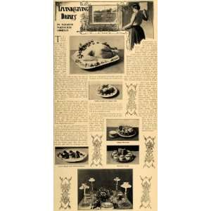 Thanksgiving Recipes   Original Print Article