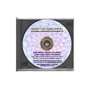 BMV Quantum Subliminal CD Indigo Children Star Child Mind