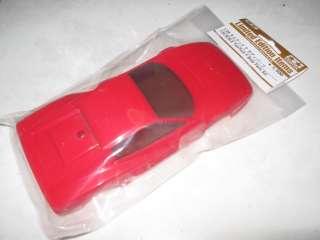 NIB Tamiya 1/24 Tamtech Ferrari Testarossa Body 48005