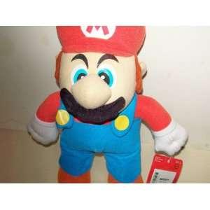 Mario Brothers Bros. Nintendo 12 Plush Doll Toys & Games