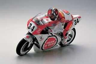 KYOSHO HOR 1/8 RC BIKE MOTORCYCLE SUZUKI RGV BIKE