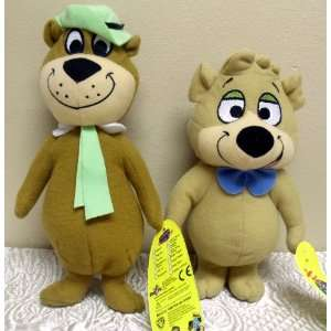 to Find Hanna 10 Yogi Bear and 9 Boo Boo Plush Dolls Toys & Games