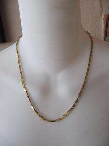 Park Lane Gold Tone Bion Filigree Necklace RARE