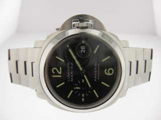 Panerai Luminor Marina Pam 299 M Automatic 44mm Stainless Steel Watch