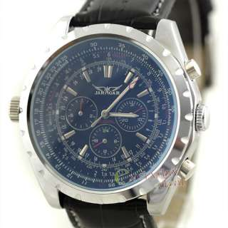 Men Blue Luxury & Fashion Watch Automatic Date Day Week