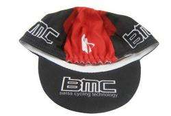 TEAM BMC Logo Road Bike Cycling CAP Hat (apparel outer wear bicycle