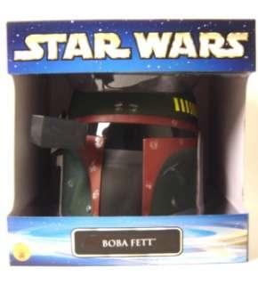 STAR WARS BOBA FETT COLLECTORS HELMET *BRAND NEW*