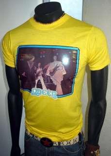 Mercury 1974 Queen II vTg Rock BOHEMIAN RHAPSODY NOS Concert T Shirt