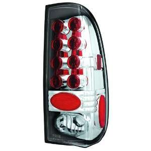 Ford 1999 2007 Super Duty Tail Lamps/ Lights, LED Crystal
