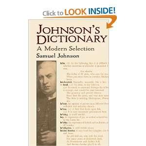 ) (9780486440897): Samuel Johnson, E. L. McAdam, Milne George: Books