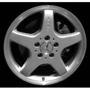 slk 230 ALLOY WHEEL RIM 17 INCH, Diameter 17, Width 7.5 (5 SPOKE AMG