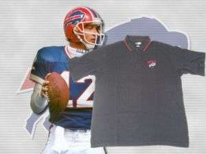 New NFL Buffalo Bills Mens Polo Shirt XLarge XL