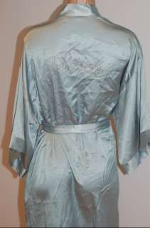 Victoria Secret BLING BRIDAL Bride SEXY Satin Robe M/L
