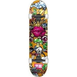 Superior Beauty Queen Complete Skateboard   8.25 w/Mini