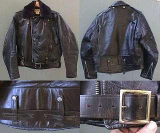 Davidson Motorcycle Jacket Belt For 46 Jacket Buco Indian