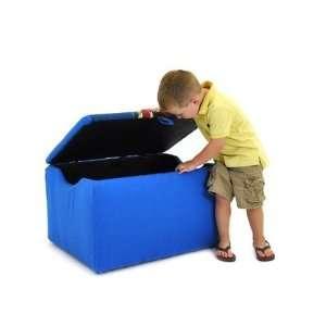 Iron Man 2 Blue Storage Box Toys & Games