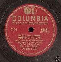 78 piano Columbia 36331 Frankie Carle