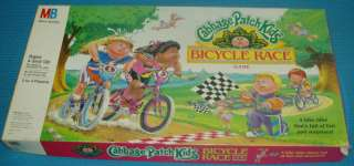 Vintage Cabbage Patch Kids Game Complete Great Item * * *