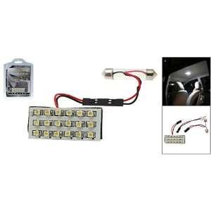 1 x 18 LEDs Car Auto Interior Dome Box Light Lamp Automotive