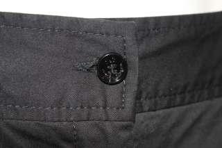DOLCE & GABBANA Women Black Capri Short Pants Sz 30/44