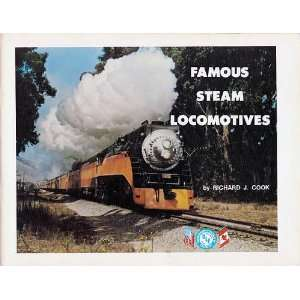 Famous Steam Locomotives of the United States and Canada