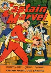 COMPLETE Captain Marvel Adventures Golden Age Comics Books on DVD