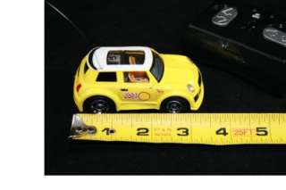 Mini Cooper Remote Controlled RC Sports Racing Car