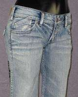 NWT Womens SILVER Jeans LOW RISE STRAIGHT FIT BOOTCUT LT BLUE MCKENZIE