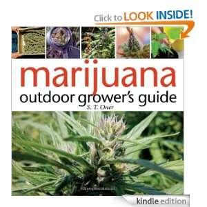 Marijuana Outdoor Growers Guide: S.T. Oner:  Kindle Store