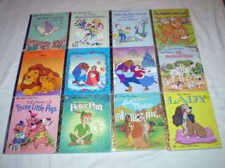 144 LITTLE GOLDEN BOOKS DISNEY SESAME STREET SCARRY STORIES CHRISTMAS