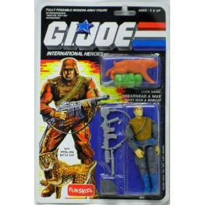 Spearhead & Max GI Joe Action Figure by Funskool