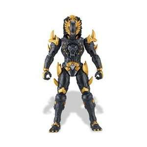 Power Rangers Jungle Fury 5 Action Figures:Dai Shi: Toys