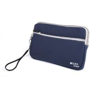 DURAGADGET Blue Water Resistant Neoprene Soft Zip Case/Cover For Nook