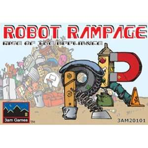 Robot Rampage Rise of the Appliance Toys & Games