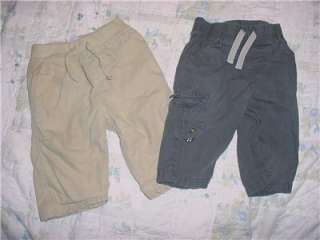 Baby/Toddler Boy Clothing Lot, Sizes 9 Months to 18 Months (Most 12 18