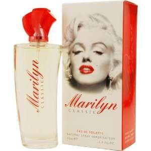 MARILYN MONROE CLASSIC by CMG Worldwide For women EDT
